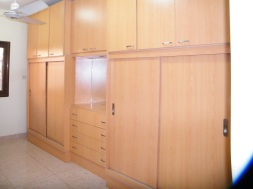 cupboards flat 2